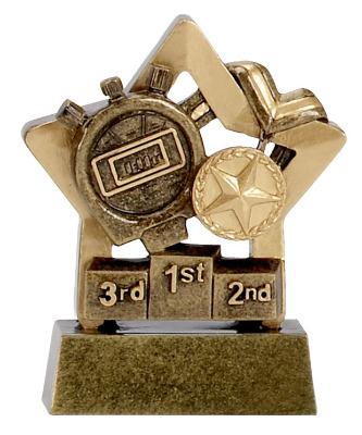 Mini Stars Track Trophy A1105 8cm