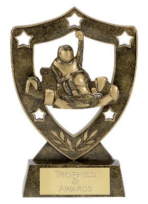 ShieldStar Karting Trophy N01019A/G 12cm