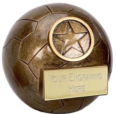 Premier 3D Netball Trophy A1398B 6cm