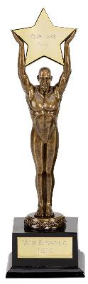 Classic Achievement Trophy A1268A 23cm