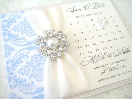 Save the Date Calendar Cards – Save the Date Wedding Ecards