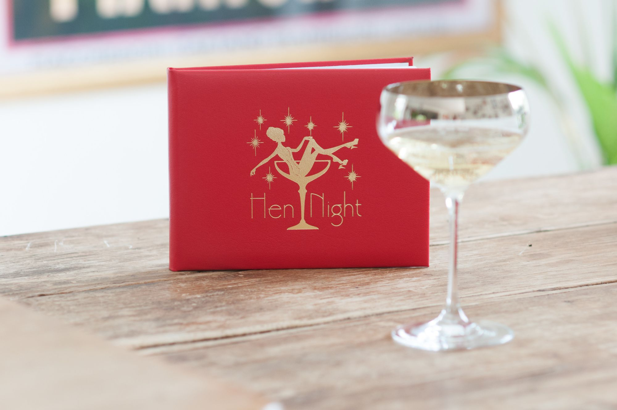 Hen Night Guest Books