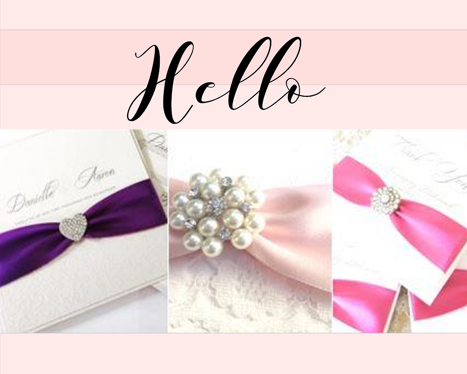 About Amor Designs Luxury Wedding Stationery