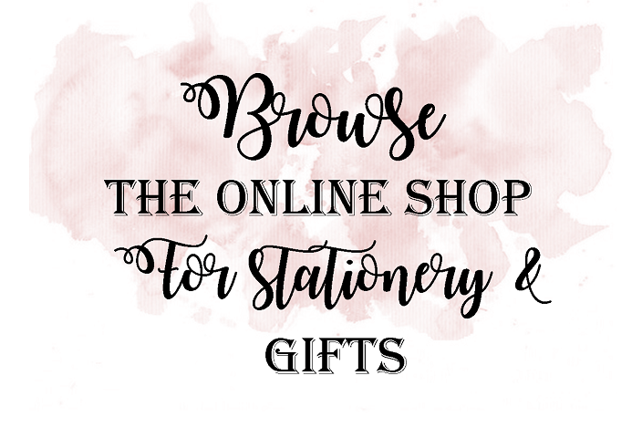 Amor Designs online wedding stationery and gift shop