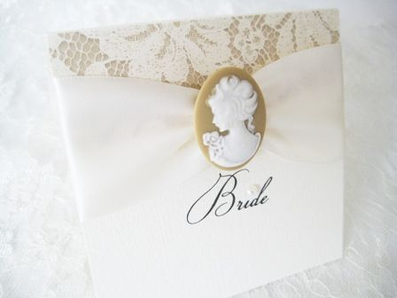 cameo place name card