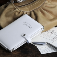 Leather Wedding Organiser