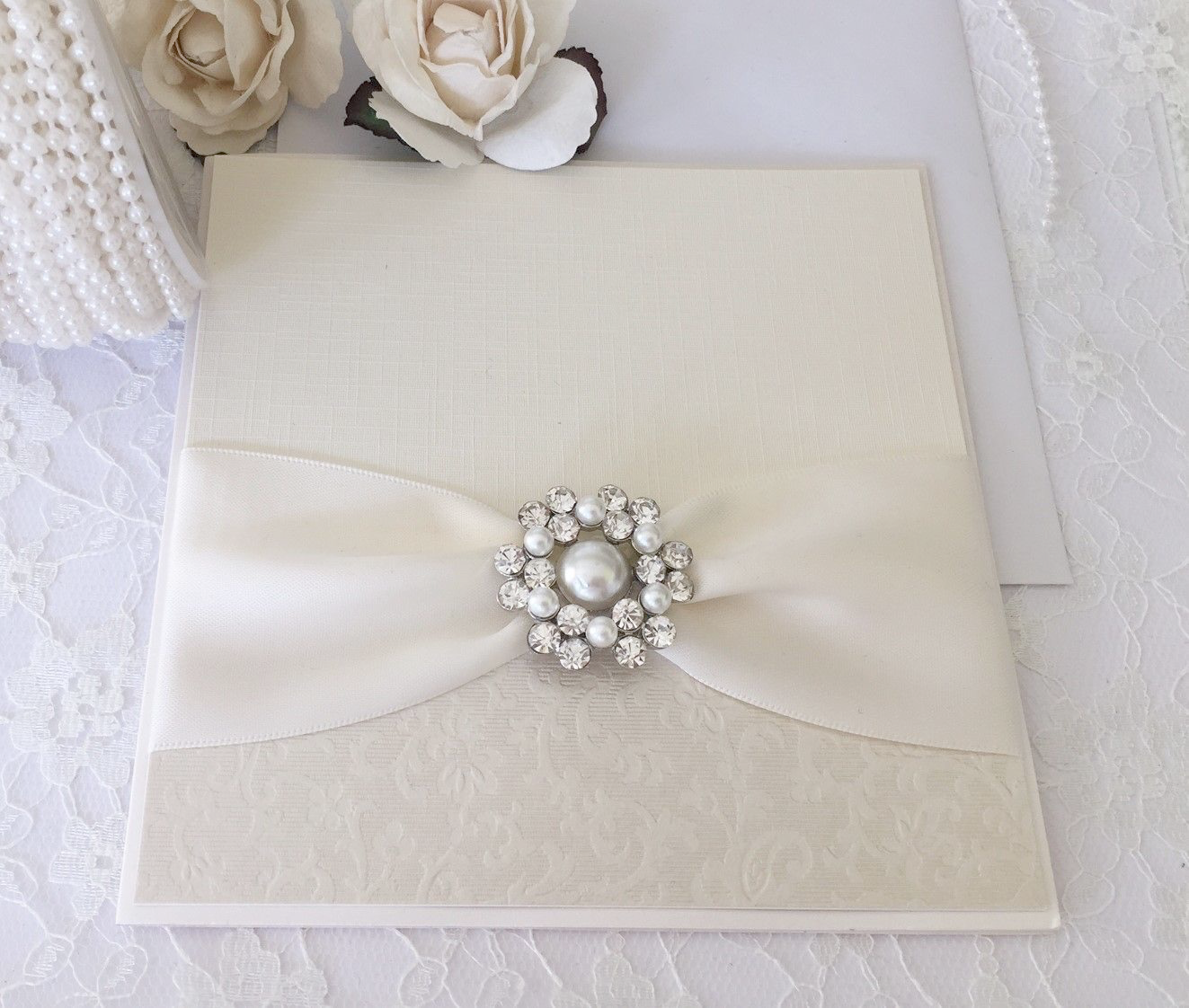 Boxed Vintage Wedding Cards UK