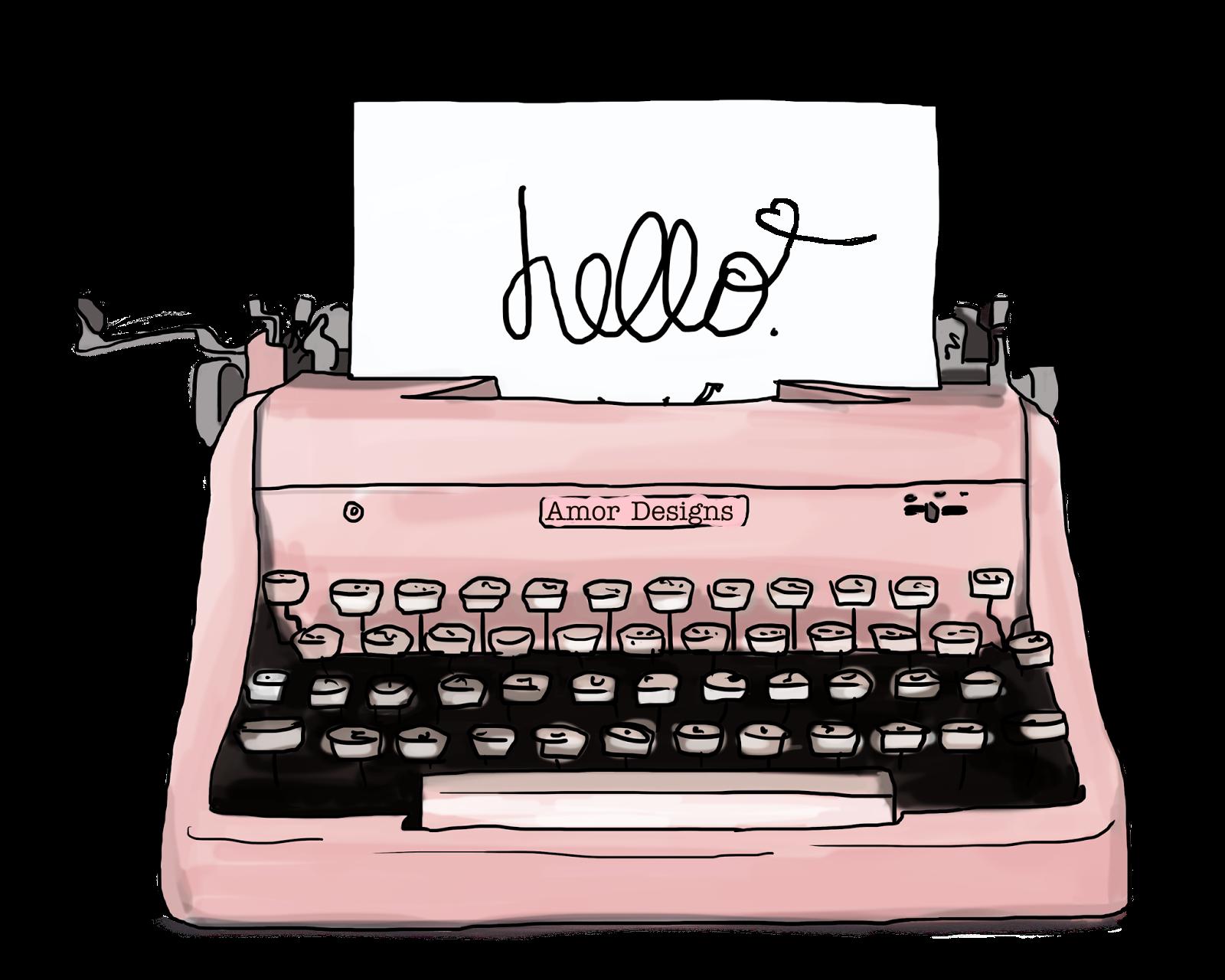 Amor Designs blog