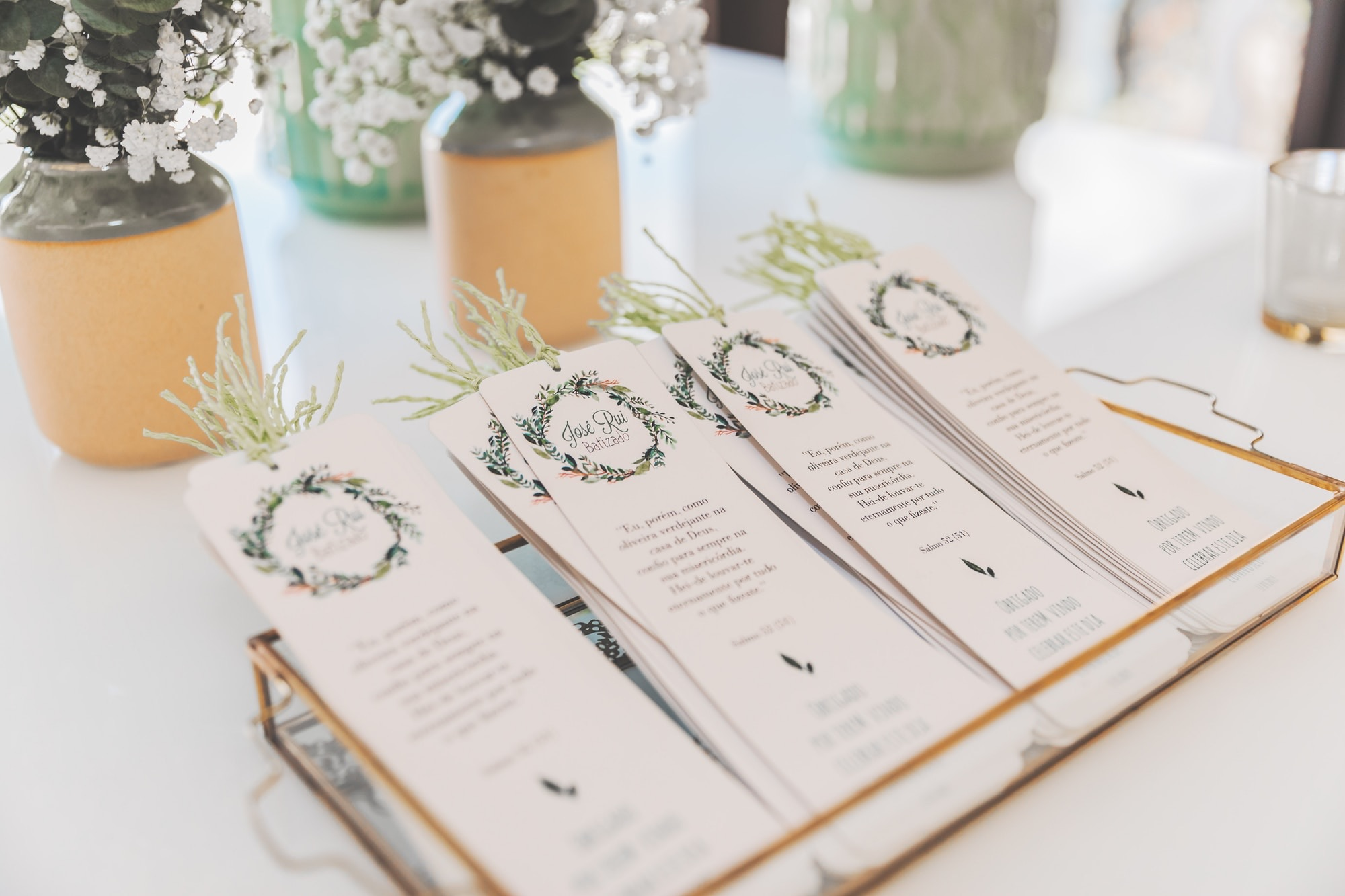 table menus rustic themed