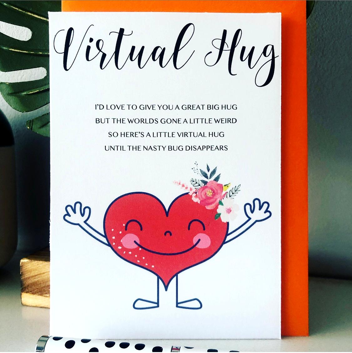 Pocket Hug Poem Cards Pack