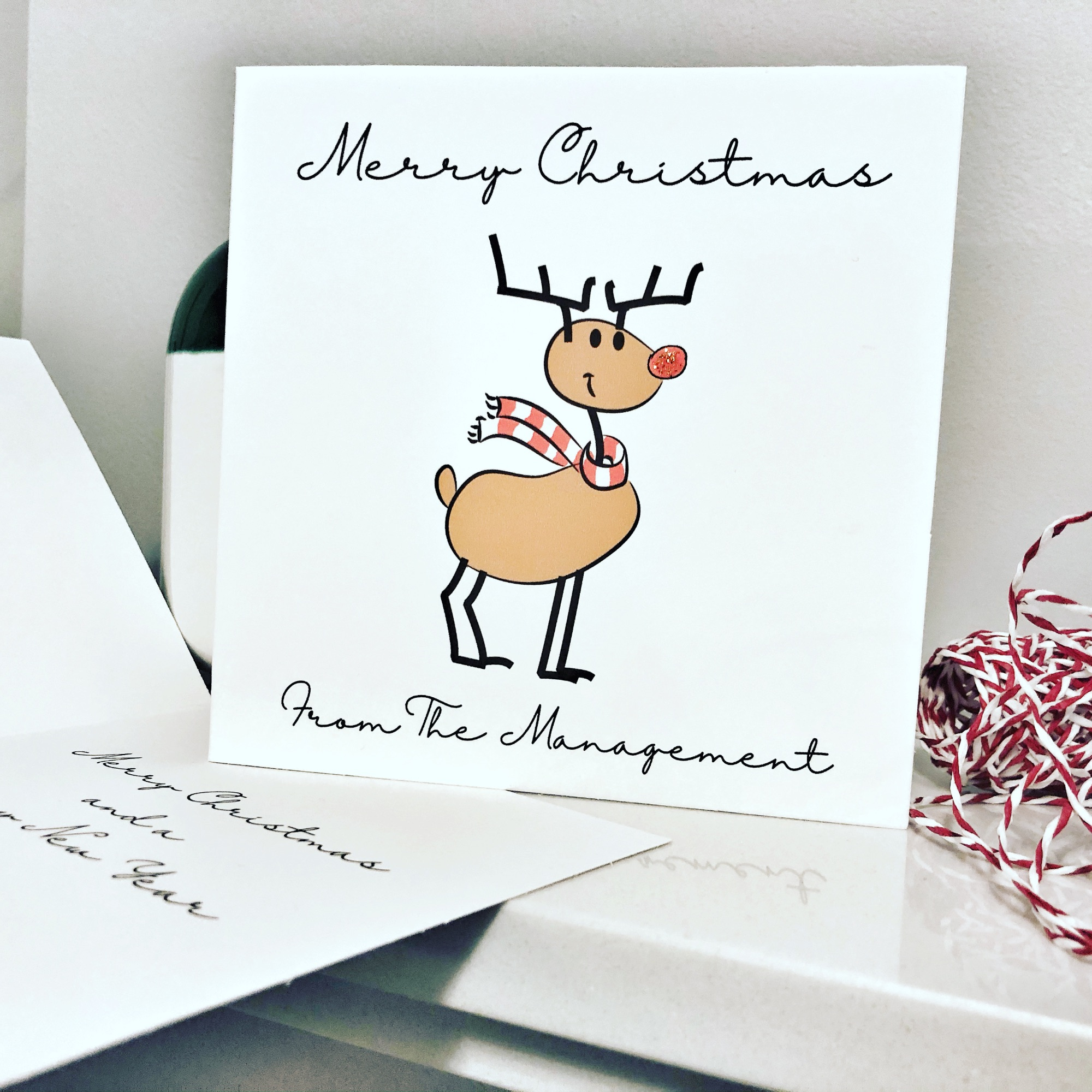 Personalised Christmas Card Shop