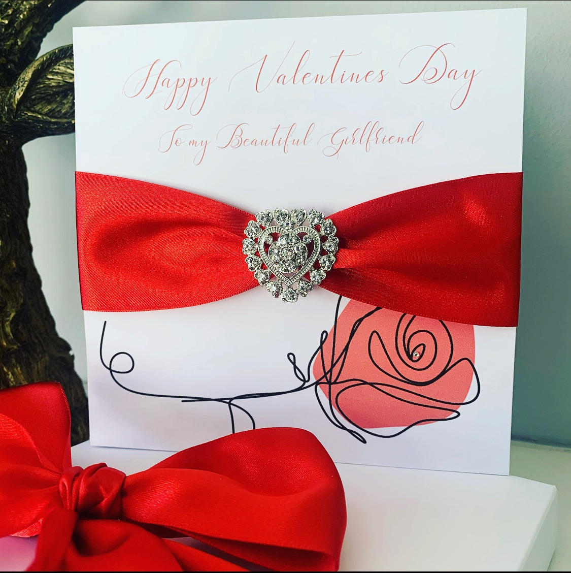 Luxury Valentines Day cards