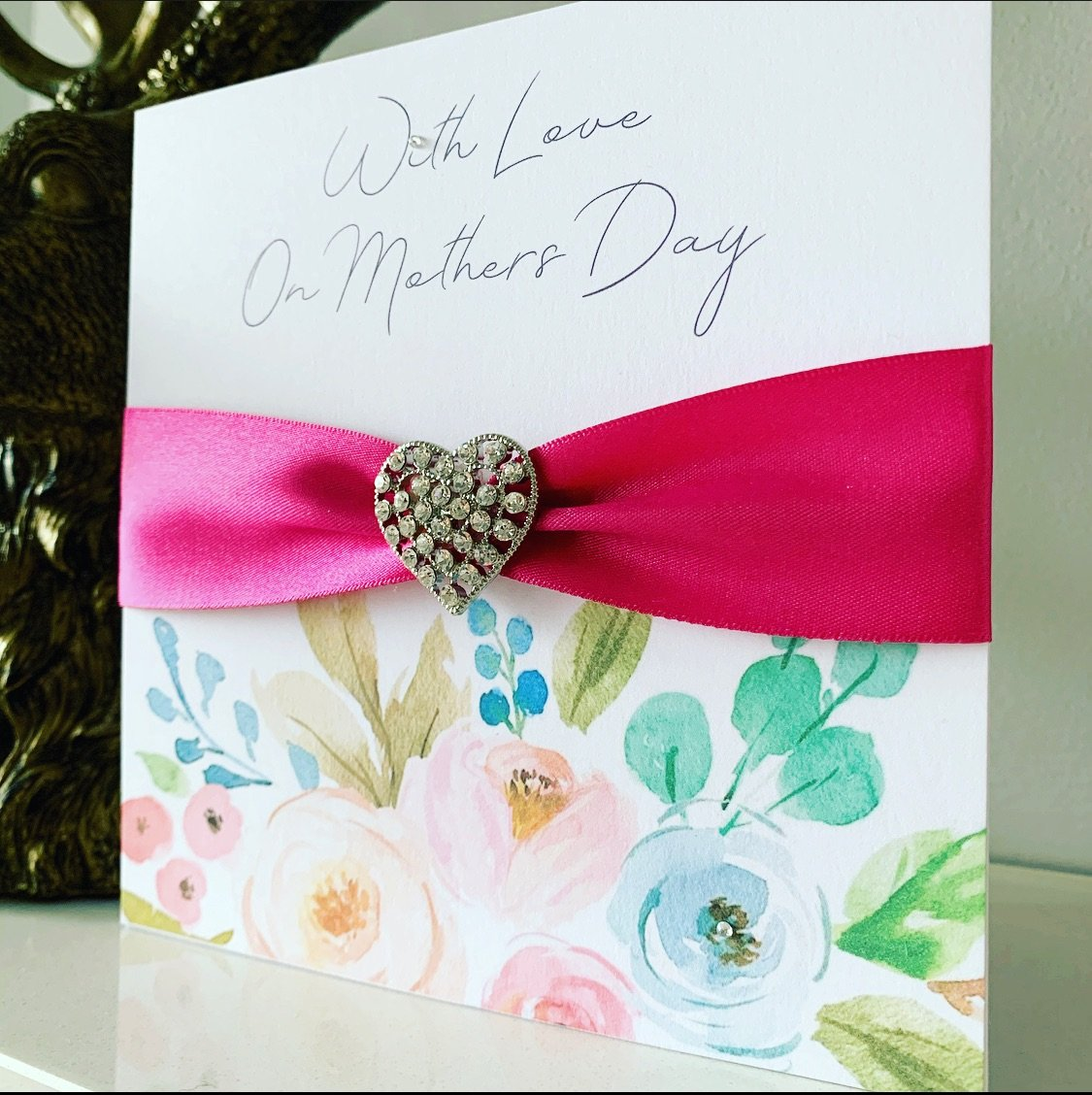 Mothers Day Luxury Boxed cards with gift box