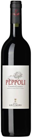 Antinori Peppoli Chianti Classico / Case of 6 bottles