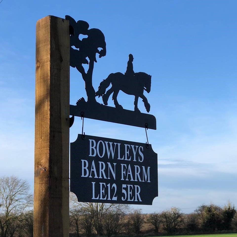 Bowleys sign