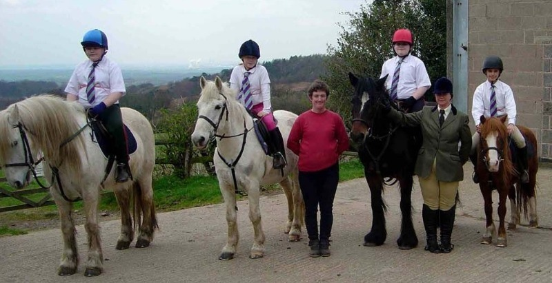 meadow school of riding