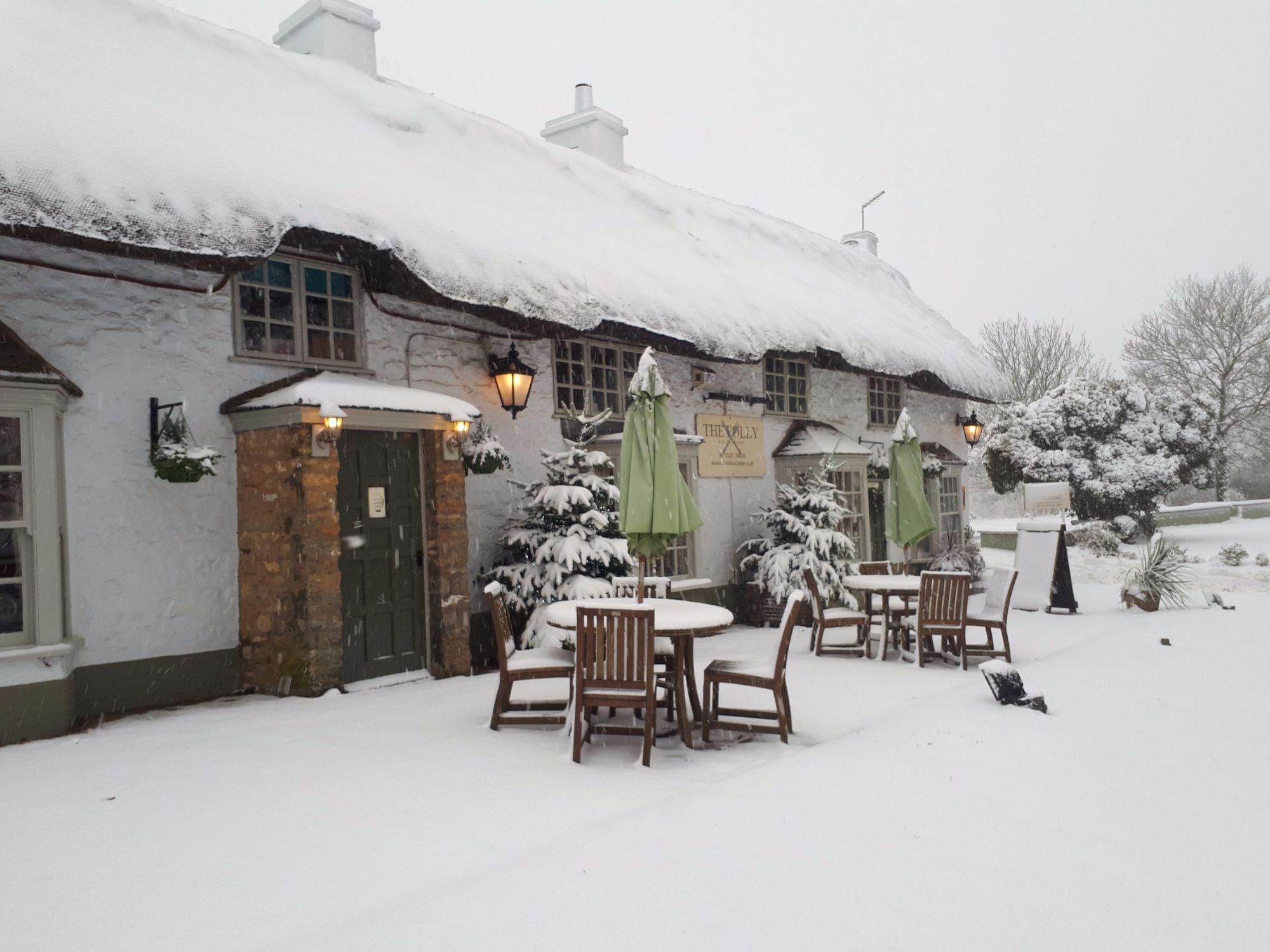 Snowy Christmas 1