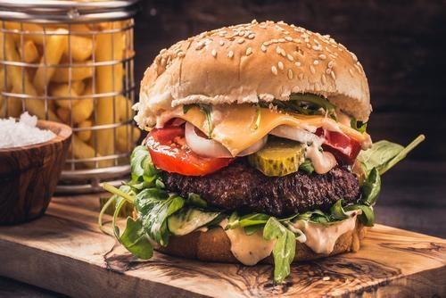 Wagyu Beefburger