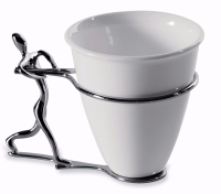 Mukul Goyal Bazaar Sugar & Milk Pot Set