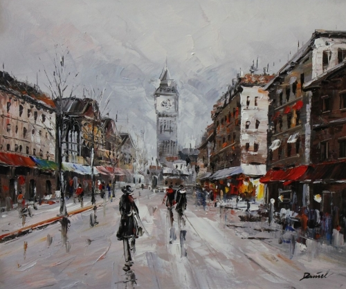 Impression of a City