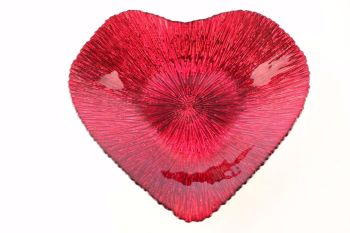 Red Heart Dish [Oxford]