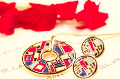 SLVR London Jewellery Set 8