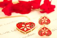 SLVR London Jewellery Set 9