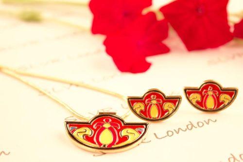 SLVR London Jewellery Set 14