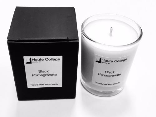 Lime Basil & Mandarin - Scented Votive / Candle