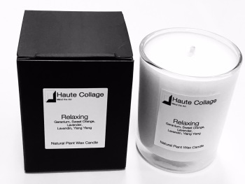 Relaxing - Scented Votive / Candle