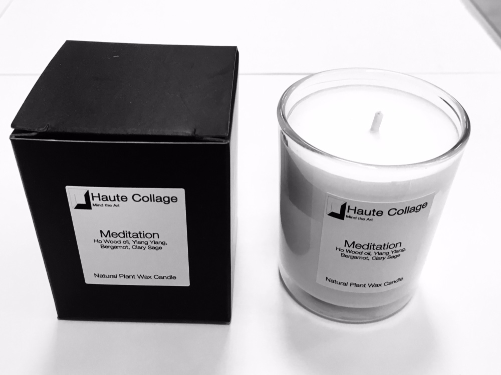 Meditation - Scented Votive / Candle