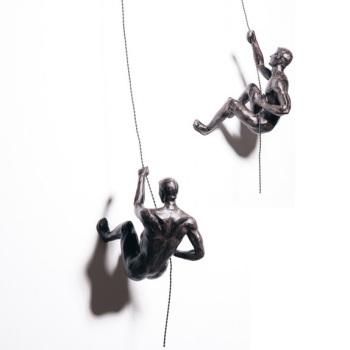 Climbing Buddies Duo - Bronze Colour