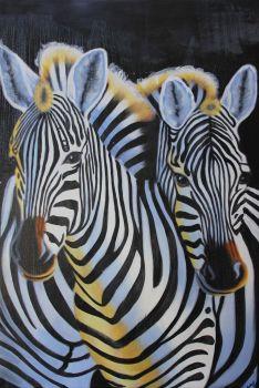 Friends in Stripes