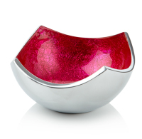 Four Point Bowl Pink