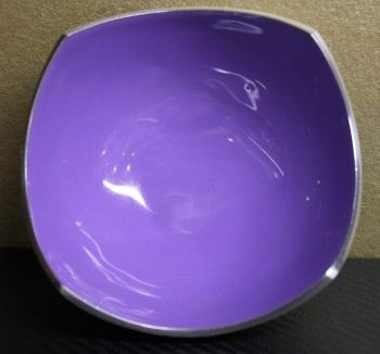 Four Point Bowl Purple Matt