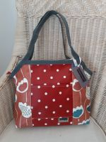 Eleanor's Attic red Dandy Bag