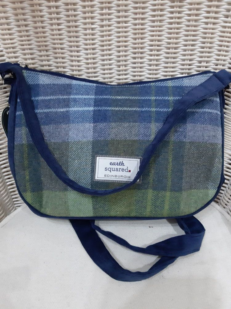 Tweed Meghan bag