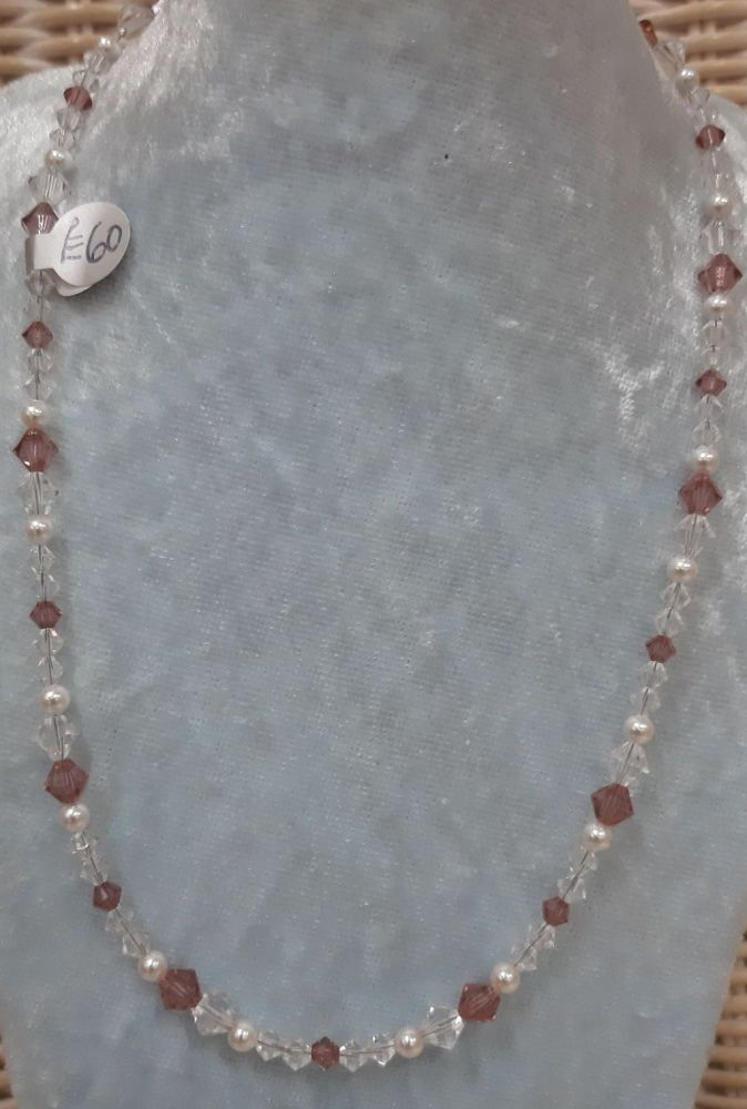 Bridal or occasion wear necklace