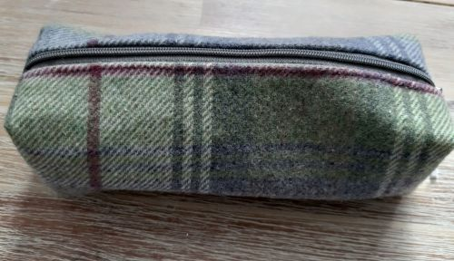 Tweed Pencil case