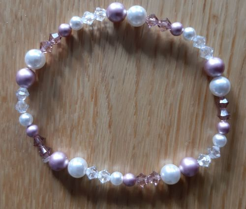 Bridal or occasion wear bracelet