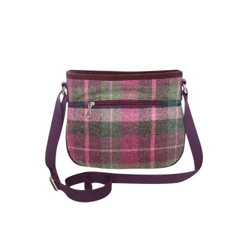 Rosy Bag n Hawthorn Tweed