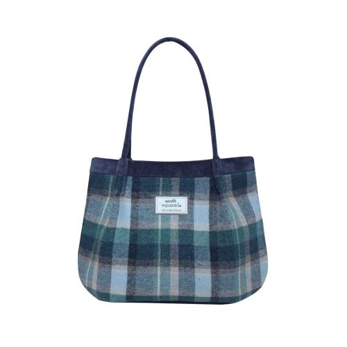 Tweed Freya bag  in Cloud Burst
