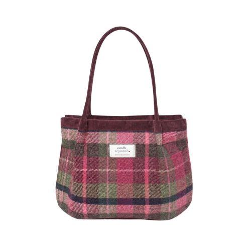 Tweed Freya bag  in Hawthorn