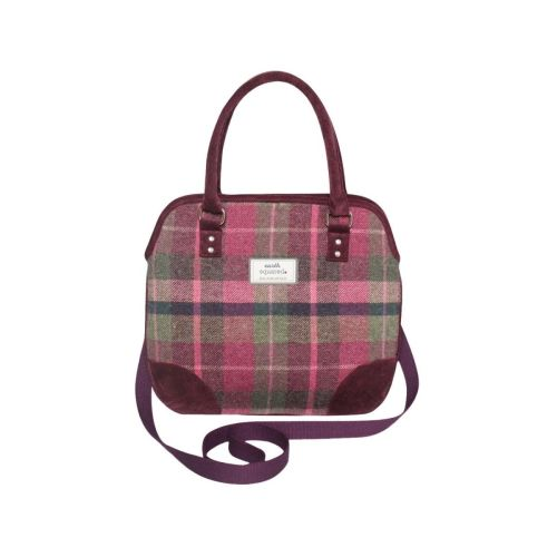 Tweed Grace bag in Hawthorn