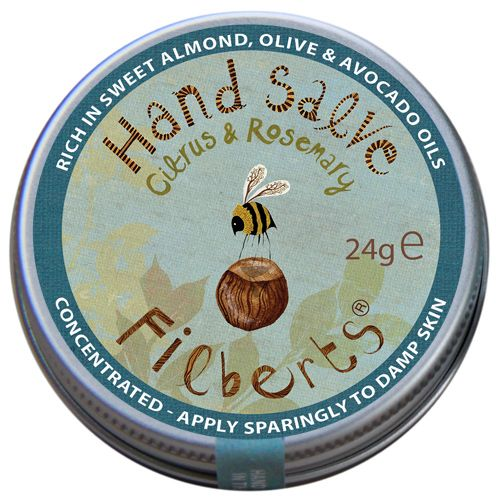 Filberts of Dorset Hand salve