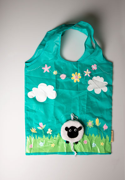 Sheep shopping bag