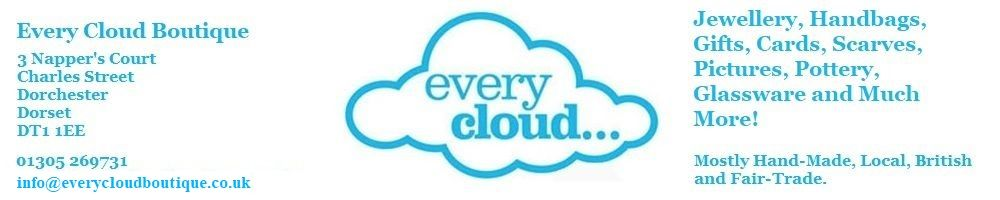 www.everycloudboutique.co.uk, site logo.