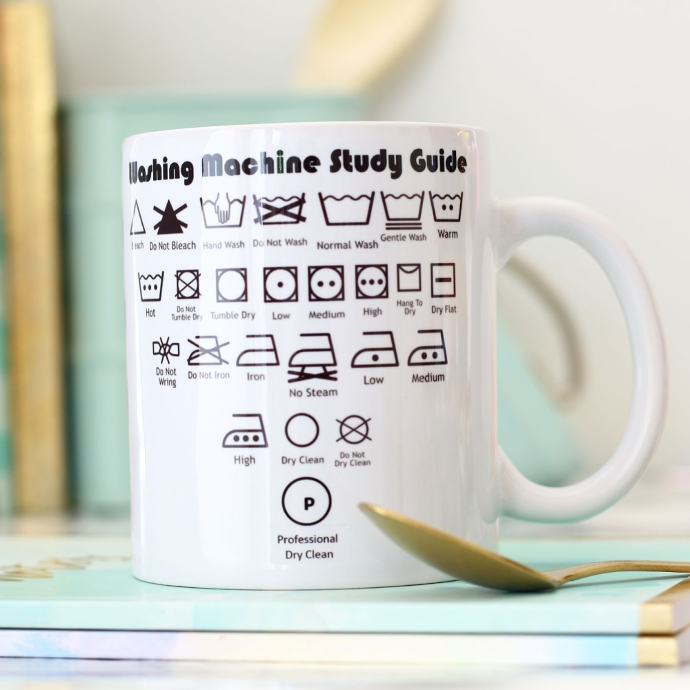 Personalised Ceramic Mug - Goals Plans Action