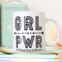 Ceramic Mug - GIRL POWER
