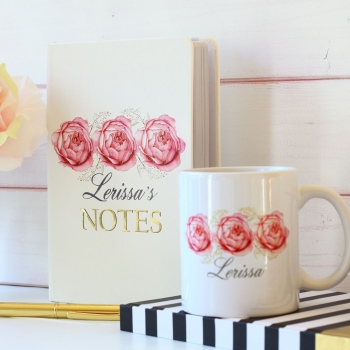 Pink Peony Gift Set
